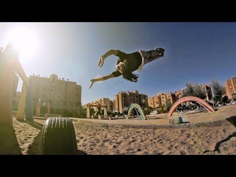 ARRADI - One 2016 - Parkour Freerun Morocco Marrakesh