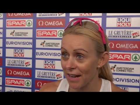 Jenny Meadows on Athletics Like Never Before