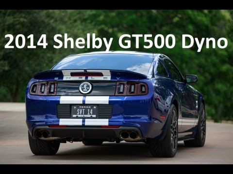 2013 Shelby GT500 Super Snake About 1,100hp 960RWHP Dyno Run