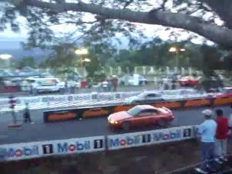 Nissan Silvia derrota a un Porcshe Carrera S