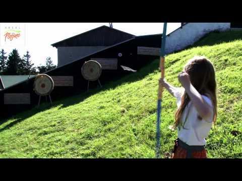 Střelba z luku a vzduchovky | AREÁL Plešivec