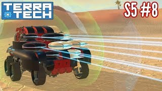 Terratech | #8 S5 | LASERS, The Ultimate Salvaging Weapons!