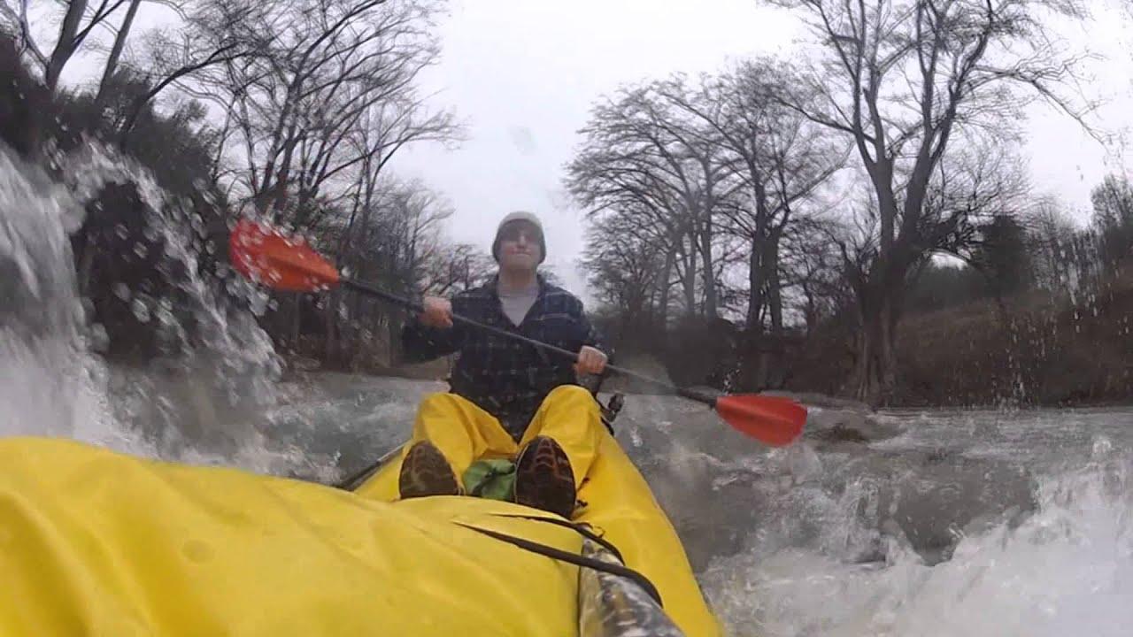 Kayak Camping the Guadalupe River 2015  YakFest