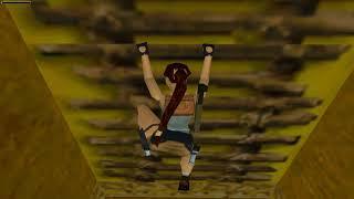 Tomb Raider 3 - Crystal of Life (Niveles de autor). Nivel 11:Golden Lake y 12: Golden Entrance (1/1)
