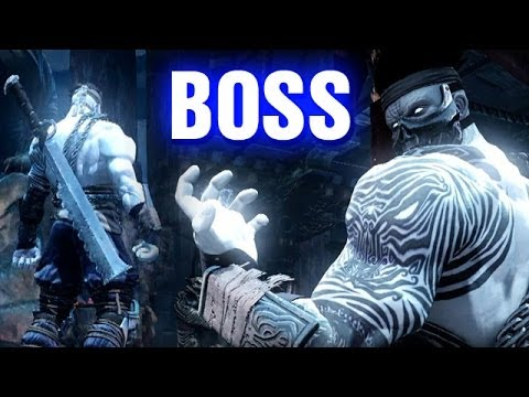 BOSS Battle: Shadow Jago
