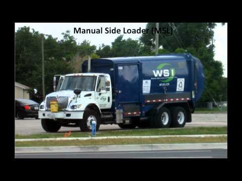 "TYPES OF ""GARBAGE TRUCK"" 2"