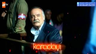 Karadayı @ second promo series of ATV channel
