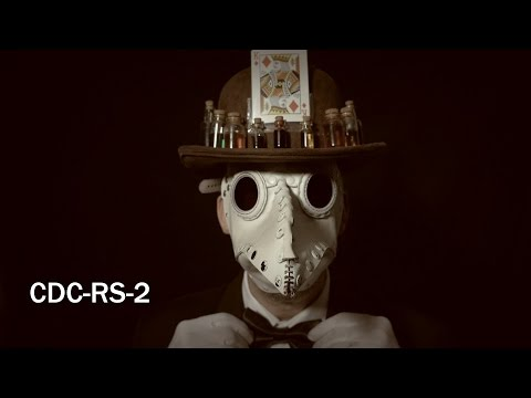 Relaxation Session 2 by Corvus Dunwich Clemmons, ASMR Plague Doctor