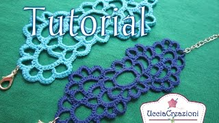Tutorial 13. Bracciale Tatoo all