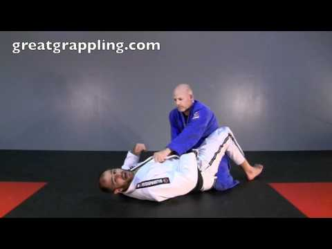 Closed Guard Sweep Low Hip Bump Image 1