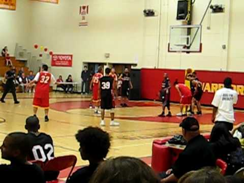 7/6/09 - Hollywood Knights Basketball Game