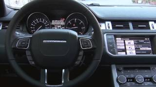 download lagu 2014 Range Rover Evoque 9-speed Interior Review  Automototv gratis