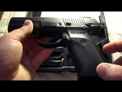 Ruger SR9 9mm Pistol Review (HD)