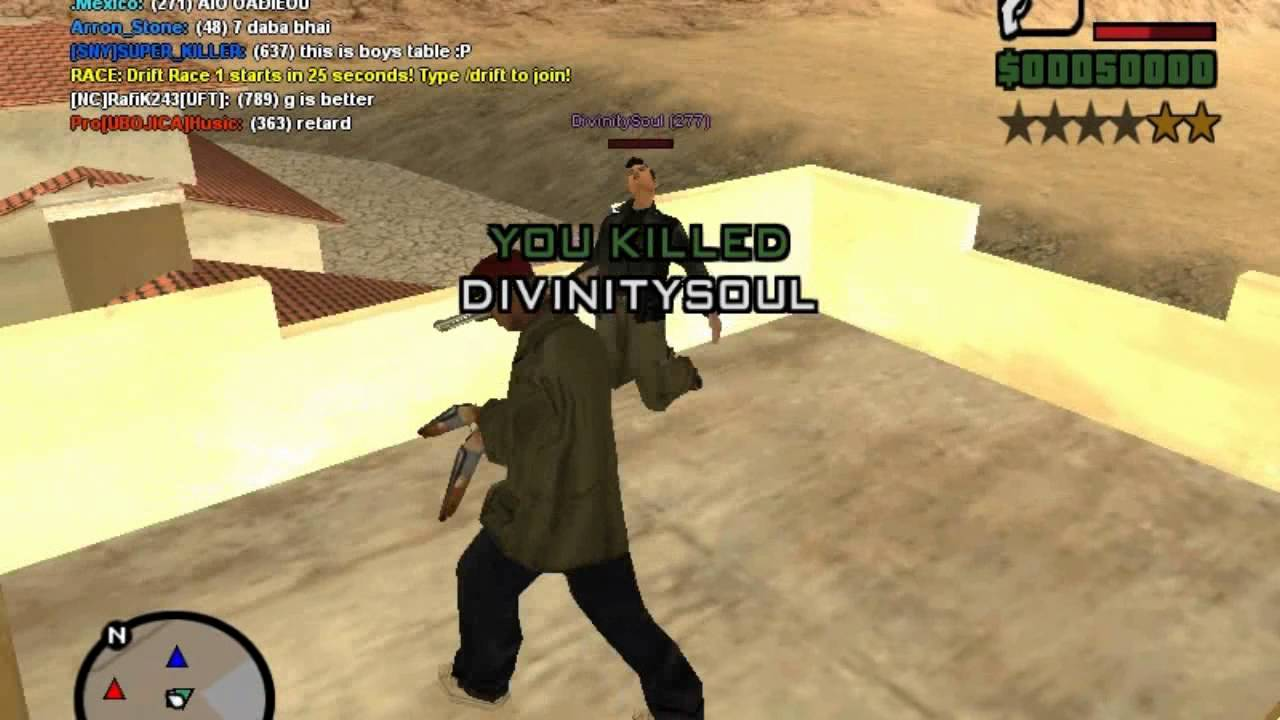 Gta san andreas samp multiplayer free download torrent