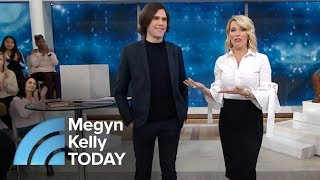 Watch Illusionist Scott Silven Appear To Read Megyn Kelly's Mind | Megyn Kelly TODAY