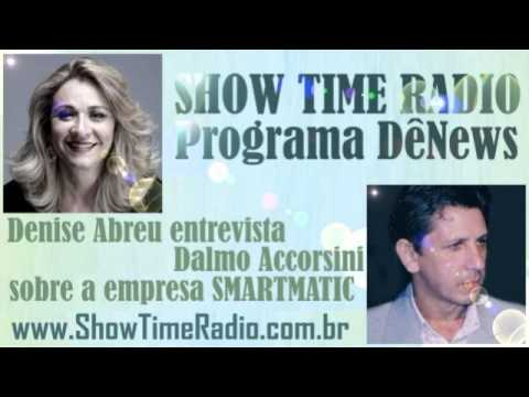 CONCLAVE DE WASHINGTON: Denise Abreu e Dalmo Accorsini na Show Time Radio