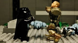 Lego Halo vs Star Wars 20