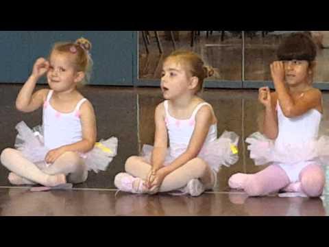 Kinder Ballet 2015
