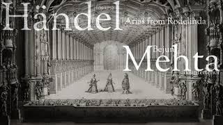 Händel - Arias from Rodelinda -  Bejun Mehta -  countertenor