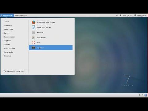 Installation et Configuration d Openldap sous CentOs 7