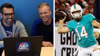 Reacting to the best photos from NFL Preseason Week 2 | Simms & Ahmed Look at Pictures | NBC Sports