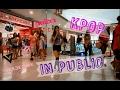 DANCING KPOP IN PUBLIC CHALLENGE #1