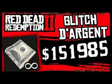 NOUVEAU GLITCH D'ARGENT SUR RDR2 - 1200$/MIN (AFK) [FR]