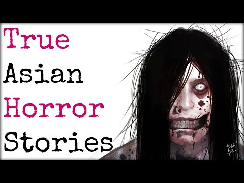 5 Scary TRUE Stories from Asia