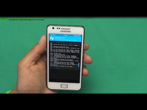 How to Install CM13/Android 6.0.1 Marshmallow ROM on Galaxy S2! [RePartition]