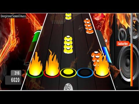 guitar flash custom soulless 6 underchart 100% fc expert