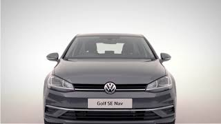 A closer look at the Volkswagen Golf SE