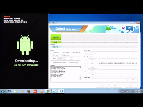 How to Install/Flash Samsung Stock Rom/Official Firmware using Odin   Complete Guide