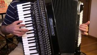 Easy accordion music