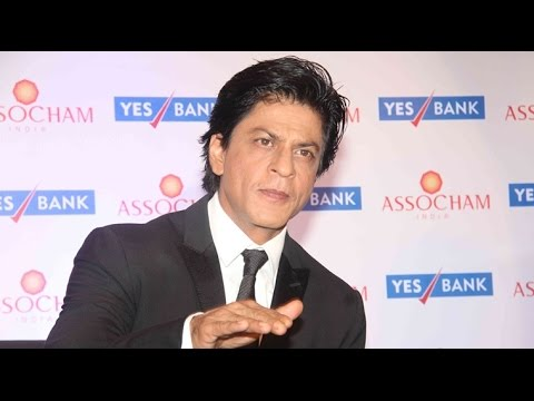 Indian film industry stands for Make in India: Shah Rukh Khan