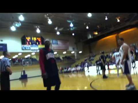 Jerome Simpson Charity Basketball Game Highlights Vandalia Butler High School