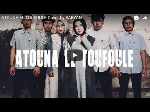 Reaksi Emak-Emak Indonesia| Atouna El Toufouli  Nisa Sabyan Gambus