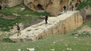 Megalithic Enigmas Of Baalbek Lebanon: Part 2 Of 4: Quarry 2