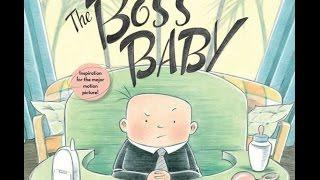 The Boss Baby - Read Aloud