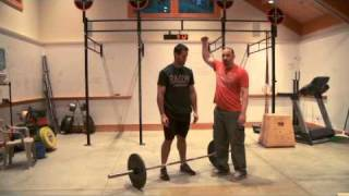 CrossFit Games 2011 - Workout 11.1 Explanation