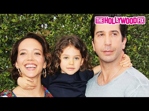 David Schwimmer & Family Attend John Varvatos Charity Auction 4.26.15 - TheHollywoodFix.com
