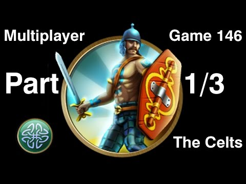Civilization 5 Multiplayer 146: Celts [1/3] ( BNW 6 Player Free For All) Gameplay/Commentary
