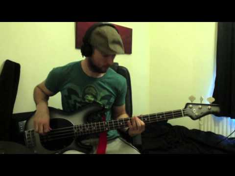"""Valerie"" by Mark Ronson ft Amy Winehouse (Bass Cover + TABS)"