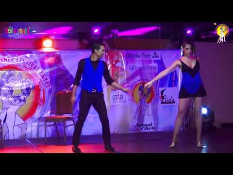 Cinta Rodriguez & Guilherme Vaz Kizomba-Semba Dance Performance | 1.EIDC