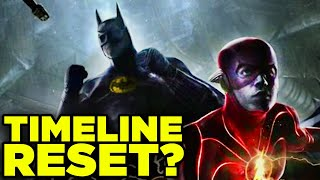 THE FLASH Movie Official First Look! Batman Affleck Return & Flashpoint Explained!