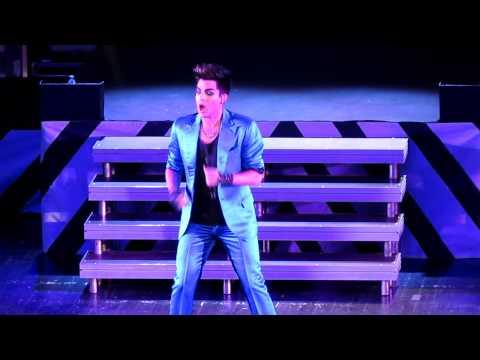 Adam Lambert IF I HAD YOU - NAKED LOVE - CUCKOO (Crocus City Hall Moscow 16-03-2013)