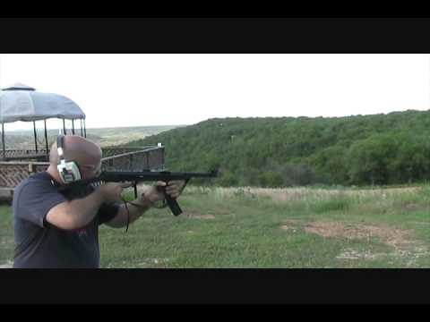Russian PPS-43 full auto fun