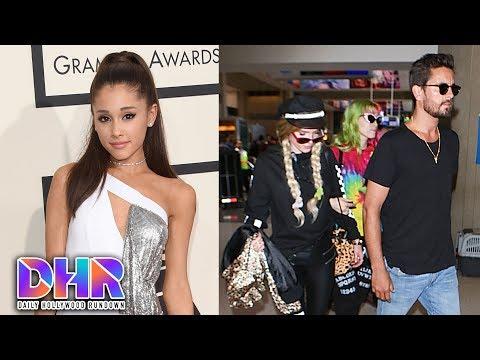 Ariana Grande Donates Music Proceeds to Manchester Victims – Bella Thorne DUMPS Scott Disick (DHR)