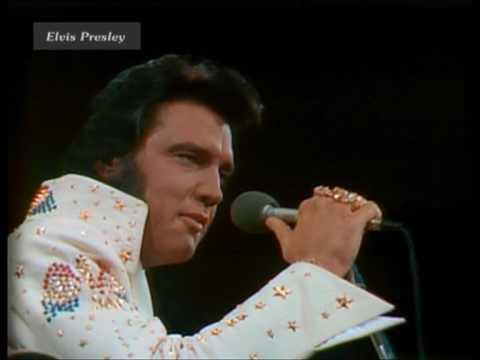 Elvis Presley - Burning Love (Live)