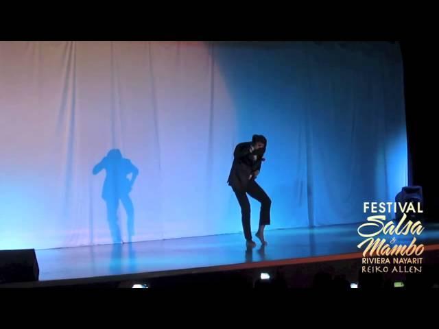 Maykel Fonts - Riviera Nayarit Salsa & Mambo Festival 2013