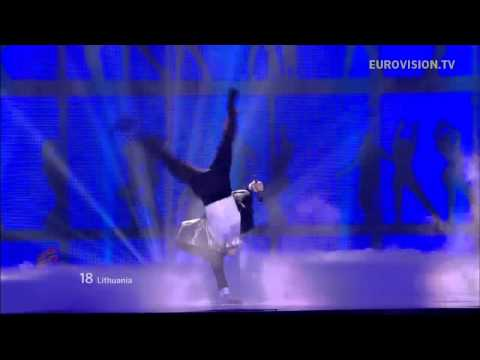 Donny Montell - Love Is Blind - Live - 2012 Eurovision Song...